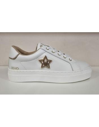 Sneaker bianca liujo...